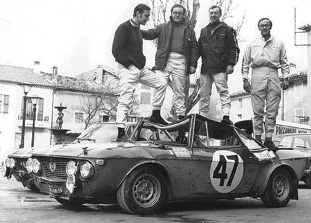 Rallye Monte Carlo 1969: Die Söldner aus Finnland und England und ihre kaputten Fulvias