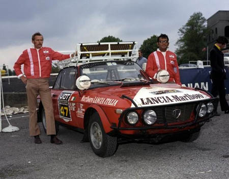 Worldcup Rally 1974: Lofty Drews und Shekar Mehta