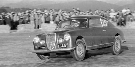 Lancia Aurelia B20: Flugplatzrennen Zeltweg 1957