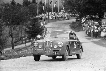 Lancia Aurelia B20: Großer Bergpreis von Österreich 1957 - Gaisberg in Salzburg