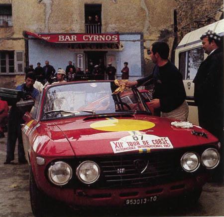 """Das Gianni Tonti Buch: Tour de Corse 1967: """"le madre di tutte le vittorie"""" (Sandro Munari)"""