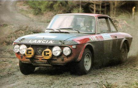 Das Gianni Tonti Buch: RAC Rally 1970: der zweite Sieg für Källström/Haggbom