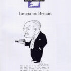 "Buchbesprechung ""Lancia in Britain"""
