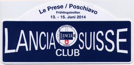 Lancia Club Suisse Frühlingstreffen