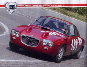 Automobilismo D'EPOCA Juli 2014: Lancia Flavia Prototyp Targa Florio 1964 - nun in Österreich zu Hause