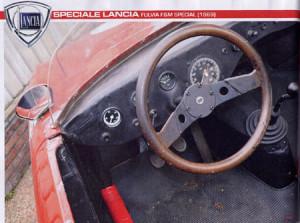 """Automobilismo D'EPOCA Juli 2014: Spartanischer Arbeitsplatz F&M Special - von Biella nach Biella """"zurück"""""""