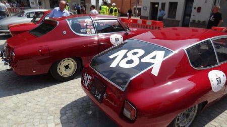 19. Vernasca Silver Flag: Flavia Sport: Serie und Prototyp Targa Florio 1964