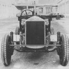 Aufgabe Zusammenbau Lancia Vorderachse