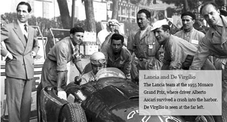 Lancia and De Virgilio: Monte Carlo 1955: Lancia in der Formel-Euphorie