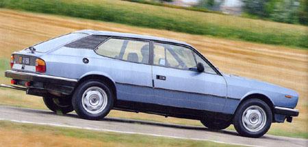 Automobilismo D'EPOCA Agosto/Settembre 2014: Ein wirklich schöner und praktischer Rücken: der Lancia Beta HPE