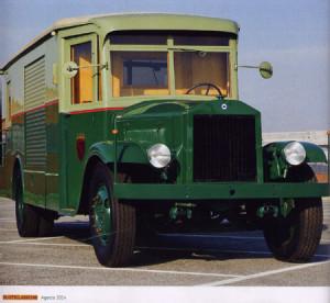 """Routeclassiche: Typ """"Omicron"""": Zwischen 1927 und 1938 erzeugt, dieses Exemplar 1930"""