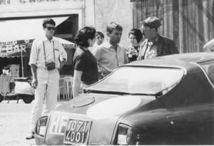 Coupe des Alpes 1965 - Abnahme in Marseilles