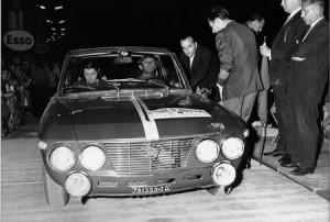 Coupe des Alpes 1966 - Fulvia HF