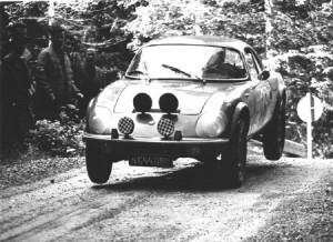 Semperit Rallye 1967 - SP Windische Höhe in Kärnten