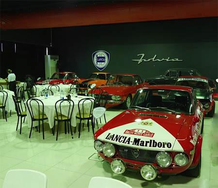 Nuova Esposizione Lancia Fulvia: Rallye Monte Carlo 1973 - Munari/Mannucci