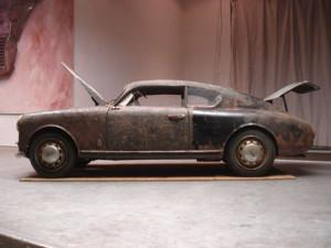 Lancia Aurelia B20 GT Barn Find