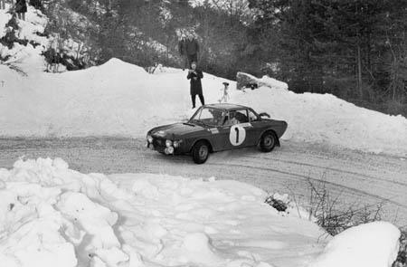 1969: Rallye Mediterraneè: Munari/Barbasio - ausgeschieden