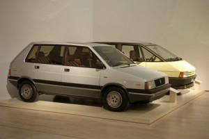 Lancia Megagamma - Dabei glaubt man, dass Renault den Vater aller Vans kreiert hat.