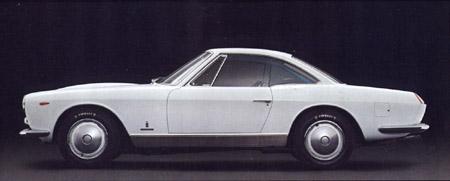 Lancia Flaminia 3C Speciale: Seitenansicht