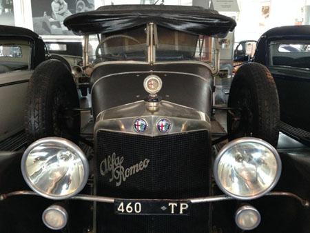 Museo Nicolis: Alfa Romeo