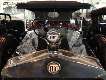 Museo Nicolis: Fiat