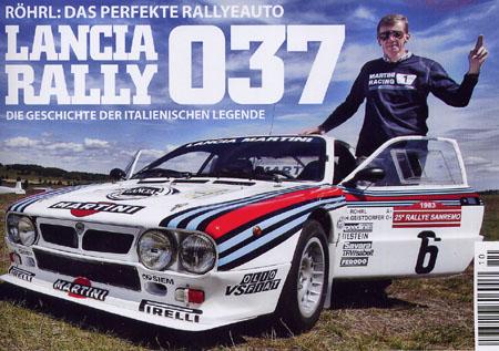 Rallye-Magazin 2014 (09/10): Lancia Rally 037 mit Walter Röhrl