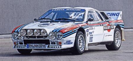 Rallye-Magazin 2014 (09/10): Lancia Rally 037