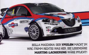 Rallye-Magazin 2014 (09/10): Lancia Ypsilon