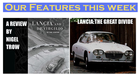VeloceToday Review: Lancia and De Virgilio