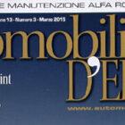 Graue Maus Fulvia Berlina S II in der d'EPOCA Marzo 2015
