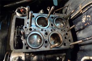 Lancia Ardea Motorrevision