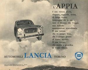 Marken- und Geschichtsbewusstein: Appia: Wer schwebte in den Wolken: Lancia oder die Käufer?