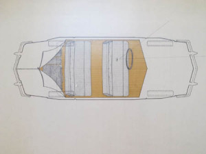 "Gio Ponti's ""Superleggera car"""