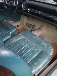 Lancia Flaminia Coupé: Qualität und Charme des unveränderten Originals