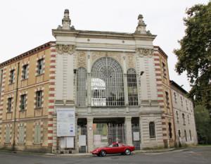 Matra vor derm Industriemuseum
