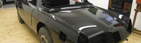 Halbe Sachen – Zwischenbericht Nr. 11 der Lancia Flaminia Restaurierung