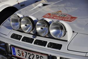Das Fahrzeug: Porsche 924 turbo