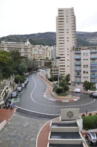 Diesen Ausblick kennt jeder (?) vom F1-Grand Prix