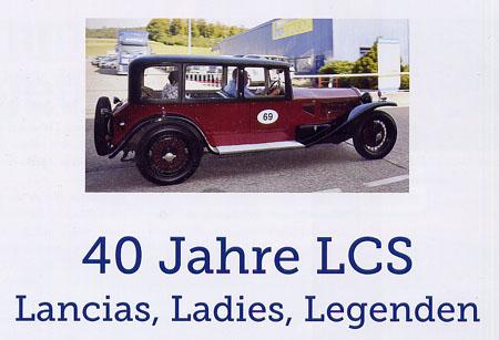 Lancia Club-Magazine Ende 2013: Lancia Club Suisse