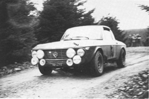 RAC Rally 1968: Munari/Philips 1,6 Prototyp - ausgeschieden