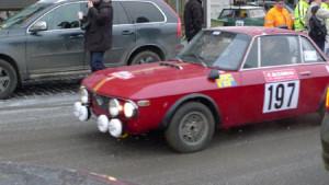 XVII. Rallye Monte Carlo Historique 2014