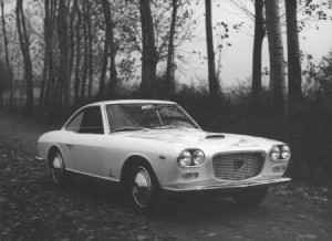 """Special"" 4 seat, 2 door Coupé by Pininfarina 1963"
