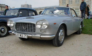 Flaminia GT, designed and built by Carrozzeria Touring