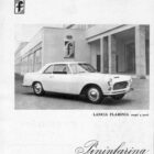Lancia's (almost) forgotten Flaminia