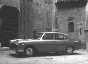 "Flaminia ""Berlina"", styled by Pininfarina, built by Lancia"