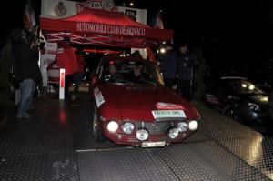 Rallye Monte Carlo Historique 2014: Start ins winterlichen Abenteuer