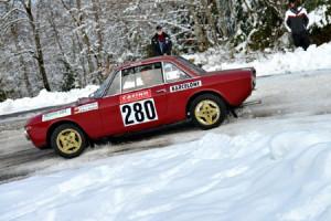 Rallye Monte Carlo Historique 2014