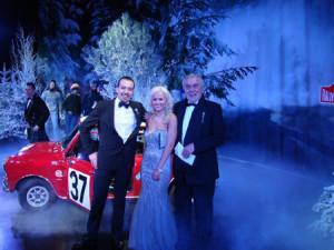 Rallye Monte Carlo Historique 2014: Bitte keine Rückfragen wegen der Dame!