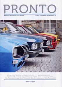 Clubmagazine: Pronto