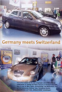Clubmagazine: Germany meets Switzerland